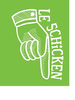 Le Schicken cover fin