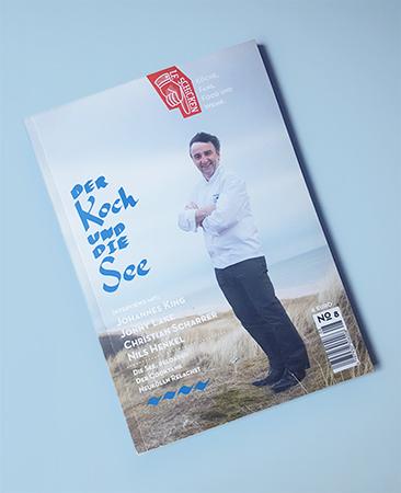 Le Schicken 8 Cover